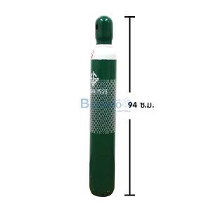 ท่อออกซิเจน 1.5 คิว (ถังออกซิเจน)