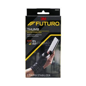 -FUTURO-Deluxe-Thumb-Stabilizer-SIZE-S-M-เปลี่ยน-package-ES0110-S-M-1-300x300 FUTURO Deluxe Thumb Stabilizer ฟูทูโร่ พยุงนิ้วหัวแม่มือ ไซส์ S-M