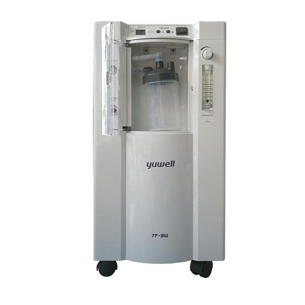 -YUWELL-Y-7F-3W-4310-3-1 เครื่องผลิตออกซิเจน 3 ลิตร พ่นยาได้ YUWELL รุ่น Y-7F-3W