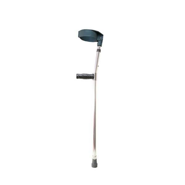ไม้เท้าอลูมิเนียม-พร้อมที่พักแขน-P-5589 , EW0004