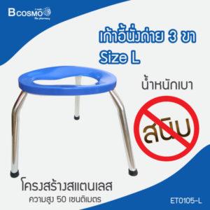 AW-เก้าอี้นั้งถ่าย-5-300x300 เก้าอี้นั่งถ่าย 3 ขา ขนาดใหญ่ สีน้ำเงิน สูง 50 ซม.