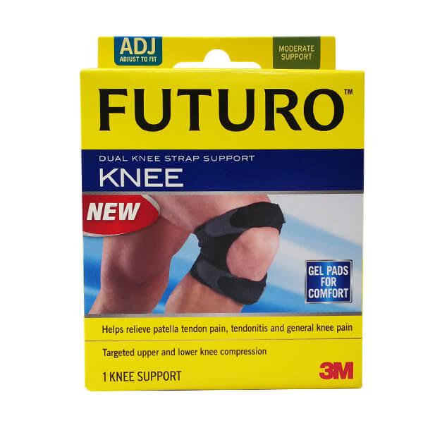 P-5500-Futuro-Dual-Knee-Strap-Support-ฟูทูโร่-แถบรัดลูกสะบ้าเข่าแบบคู่-1-1 ES0108