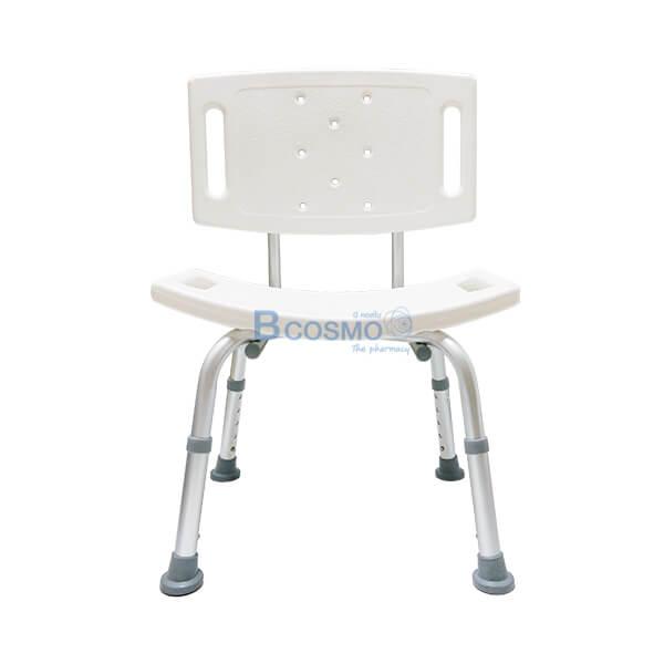 เก้าอี้อาบน้ำ,เก้าอี้นั่งอาบน้ำ,มีพนักพิง,P-5857