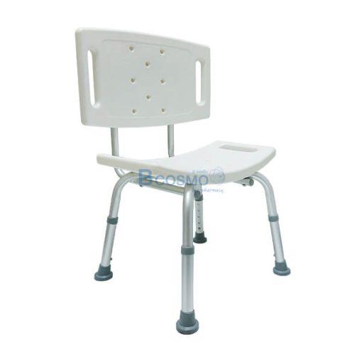 P-5857-Secure เก้าอี้อาบน้ำ มีพนักพิง สำหรับผู้ป่วย รุ่น Y798L