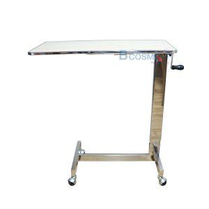EB0001-CR-โต๊ะคร่อมเตียง-หน้าไม้โฟเมก้า-ขอบสแตนเลส-สีครีม_01-300x300 โต๊ะคร่อมเตียง หน้าไม้โฟเมก้า ขอบสแตนเลส สีครีม
