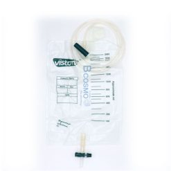 ถุงปัสสาวะผู้ใหญ่ แบบเทล่าง Urine Bag ยี่ห้อ Taining ชนิด T-Valve ขนาด 2,000 ml.