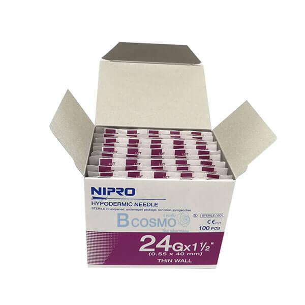 P-6213-เข็มฉีดยา-NIPRO-นิโปร-25G1-12-100-อัน-2-1