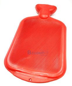 กระเป๋าน้ำร้อน NATUR 1.5 ลิตร สีแดง