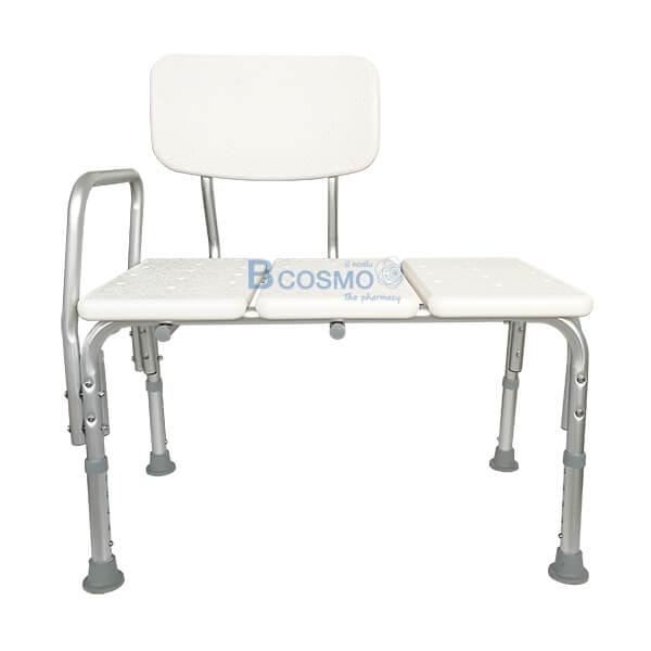 P-6610-เก้าอี้อาบน้ำมีพนักพิงใหญ่-Y799- เก้าอี้นั่งอาบน้ำ แบบยาว มีพนักพิงใหญ่ Y799