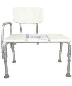 เก้าอี้นั่งอาบน้ำ แบบยาว มีพนักพิงใหญ่ Y799