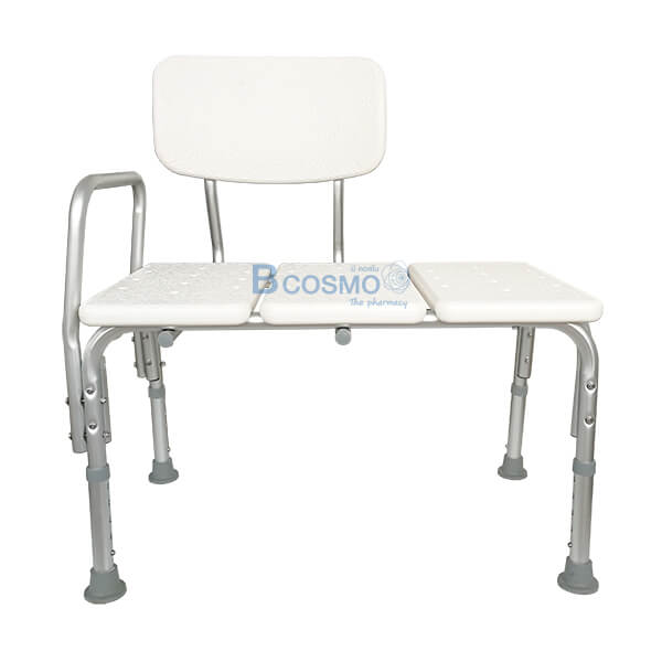 P-6610-เก้าอี้อาบน้ำมีพนักพิงใหญ่-Y799-1-1 เก้าอี้นั่งอาบน้ำ แบบยาว มีพนักพิงใหญ่ Y799