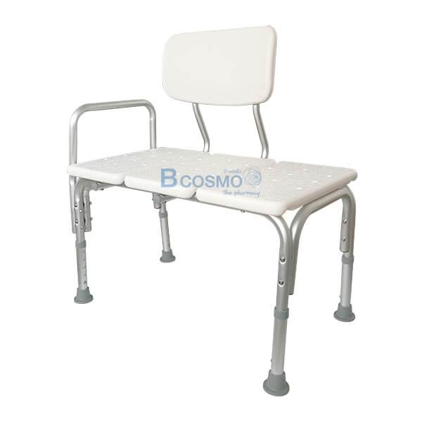 P-6610-เก้าอี้อาบน้ำมีพนักพิงใหญ่-Y799-2 เก้าอี้นั่งอาบน้ำ แบบยาว มีพนักพิงใหญ่ Y799