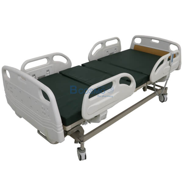 P-6669-เตียงผู้ป่วยไฟฟ้า-5-ฟังก์ชั่น-หัว-ท้าย-ABS-ราวปีกนก-รุ่น-TOP-3 เตียงผู้ป่วยไฟฟ้า 5 ฟังก์ชั่น หัว-ท้าย ABS ราวปีกนก (รุ่น TOP)