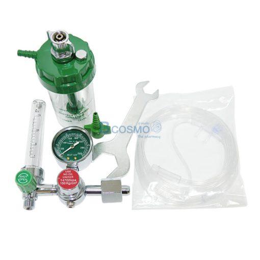 P-6680 | EO0302 - เกจ์ออกชิเจน BEST AIR OXYGEN REGULATOR