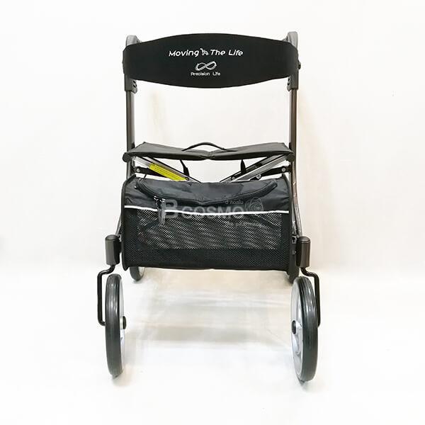 P-6690-Wheelchair-Rollator-รถเข็นหัดเดิน-2-in-1-CIRCLIFE-รุ่น-ALP330 , WC1104-B