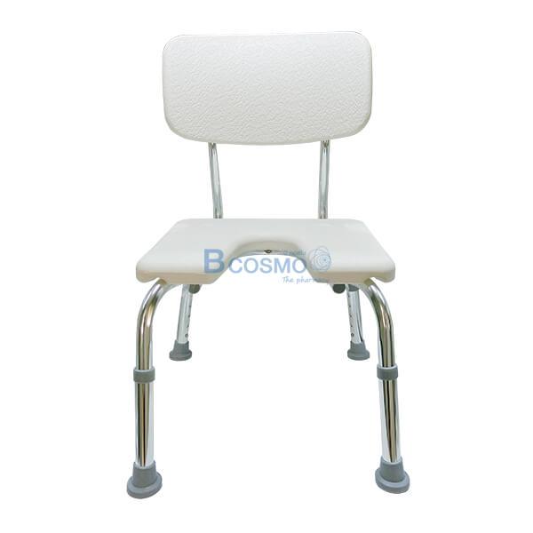 เก้าอี้อาบน้ำ,เก้าอี้นั่งอาบน้ำ,มีพนักพิง