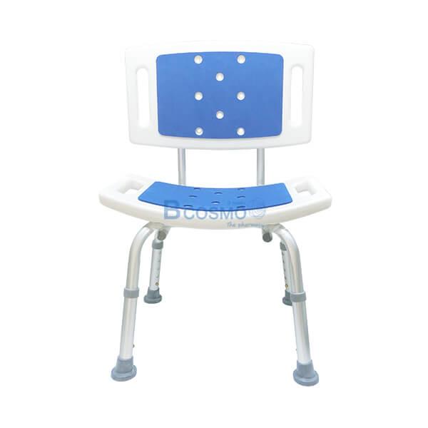 P-6718-เก้าอี้นั่งอาบน้ำ-มีพนักพิงใหญ่นิ่ม-Y7982L-สีฟ้า-1-1 เก้าอี้นั่งอาบน้ำ มีพนักพิงใหญ่นิ่ม Y7982L สีฟ้า
