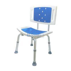 เก้าอี้นั่งอาบน้ำ Y7982L สีฟ้า