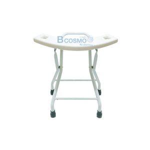 P-6733 - เก้าอี้นั่งอาบน้ำ ไม่มีพนักพิง แบบพับได้ WC214 (1)