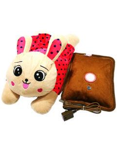 กระเป๋าน้ำร้อนไฟฟ้าตุ๊กตา ใหญ่