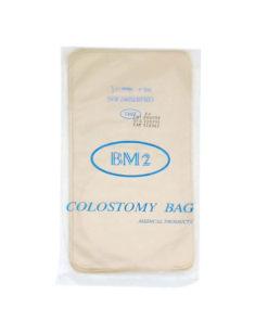 ถุงอุจจาระ ถุงโคลอสโตมี่ (Colostomy Bag) 38 MM.