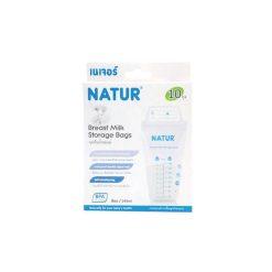 ถุงเก็บน้ำนมแม่ Natur แพ็ค 10, 20, 50 ชิ้น