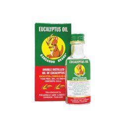 ยูคาลิปตัส ออยล์ จิงโจ้ KANGAROO EUCALYPTUS OIL 8.5 ml.