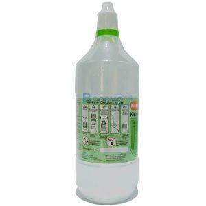 [1 ลัง 12 ขวด] น้ำเกลือ Klean & Kare 1000 ml.