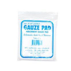 ผ้าก๊อซ GAUZE PAD 4X4 (CT)110'S