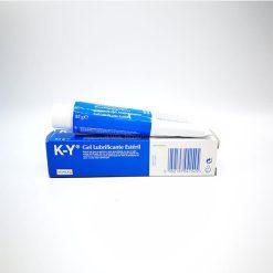 เจลหล่อลื่นสูตรน้ำ K.Y. JELLY (เควาย เจล) 82 G.