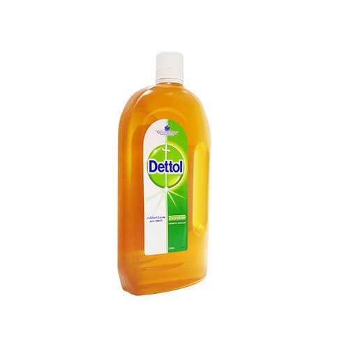 เดทตอล ผลิตภัณฑ์น้ำยาฆ่าเชื้อโรคอเนกประสงค์ ไฮยีน มัลติยูส 750 มล.