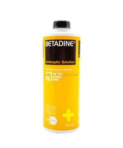 BETADINE  เบตาดีน 500 ML.