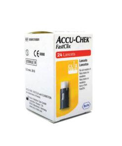 ACCU-CHEK FASTCLIX เข็ม 24'S.