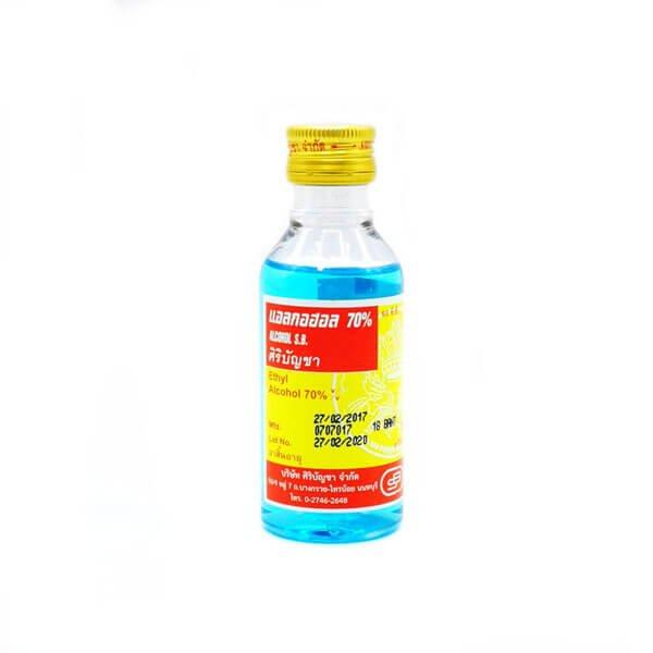 ALCOHOL-70-ศิริบัญชา-60-ML.-5289-1 ALCOHOL 70% ศิริบัญชา 60 ML.