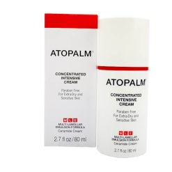Atopalm Concentrate Cream Extra Dry and sensitive 80 Ml