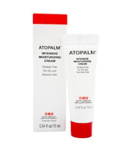 Atopalm Intensive Moisturizing Cream 10 ML.
