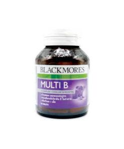 BLACKMORES MULTI-B แบลคมอร์ส วิตามินบีรวม 60 เม็ด