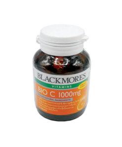 BLACKMORES VITAMINS BIO C แบลคมอร์ส วิตามิน ไบโอ ซี 31 เม็ด