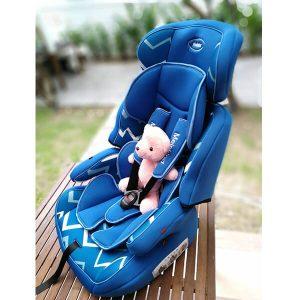 CAR SEAT Meinkind รุ่น COSMO320 สีฟ้า (แถมฟรีตุ๊กตาRILAKKUMA)
