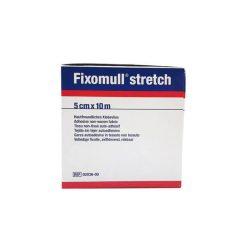 FIXOMULL STRETCH ฟิกซ์โซมูล แผ่นปิดแผลอเนกประสงค์ ขนาด 5 CM. X 10 M.