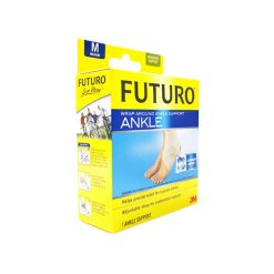 FUTURO Wrap Around Ankle ฟูทูโร่ พยุงข้อเท้าแบบพัน ไซส์ M