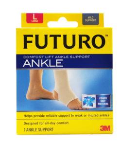 FUTURO Comfort Lift Ankle ฟูทูโร่ พยุงข้อเท้า ชนิดสวม ไซส์ L