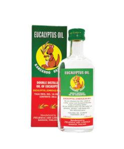 KANGAROO EUCALYPTUS OIL จิงโจ้ ยูคาลิปตัส ออยล์ 56 ML.