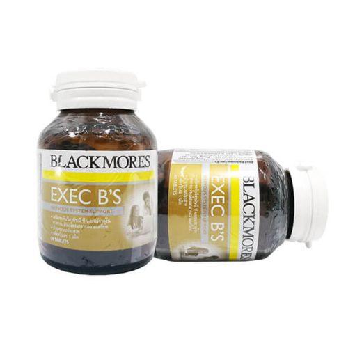 BLACKMORES EXEC-B 60'S. บรรเทาอาการชา จากปลายประสาท