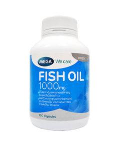 FISH OIL 1000MG.100'S.(MEGA)