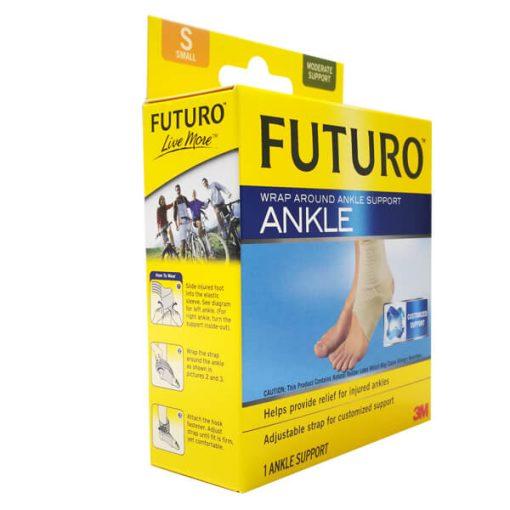 FUTURO ANKLE ฟูทูโร่ พยุงข้อเท้าแบบสวม ไซส์ S
