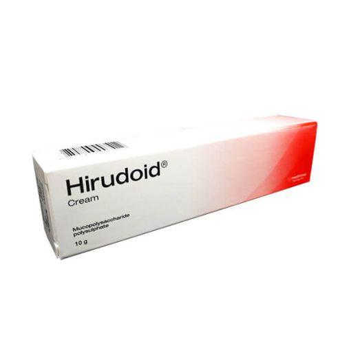 Hirudoid Cream.10G. ฮีรูดอยด์ครีม ครีมลดเลือนรอยแผลเป็น