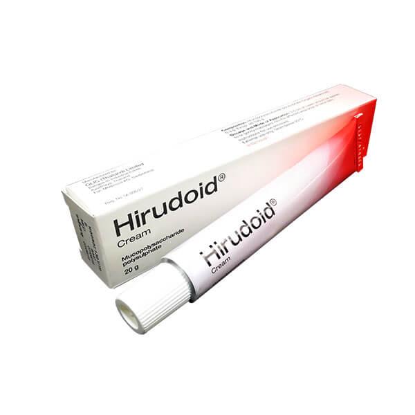 P-1976,Hirudoid Cream, ฮีรูดอยด์ครีม,ครีมลดเลือนรอยแผลเป็น,Hirudoid