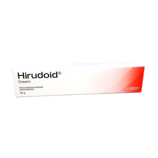 Hirudoid Cream.20G. ฮีรูดอยด์ครีม ครีมลดเลือนรอยแผลเป็น