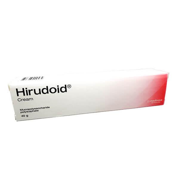 P-1977,Hirudoid Cream, ฮีรูดอยด์ครีม,ครีมลดเลือนรอยแผลเป็น,Hirudoid